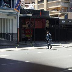 John Boyega Photographed in Costume for Pacific Rim: Uprising Film - News - Anime News Network