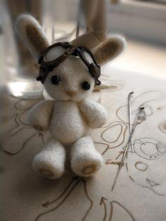 bunnies love steampunk too :)