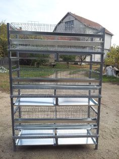 Quail Coop, Chicken Incubator, Chicken Cages, Pictures, Animals, Rabbits, Hen House, Large Sheds, Chicken