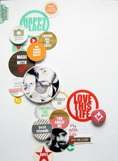 Love This *Chic Tags* - Scrapbook.com