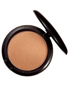 MAC Bronzing Powder in Golden. Best secret to warming up a pale face. I use it even in winter.  Pop some pink on top and your done.
