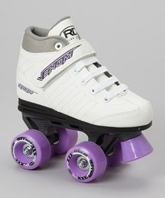Skate shoes for both my daughter and myself! Zulily Roller Derby 547d1b826de