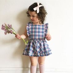 The pinafore that made me fall in love with numikids