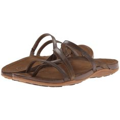 cd1975309bedd Chaco Cordova Women s Sandals ( 90) ❤ liked on Polyvore Leather Sandals