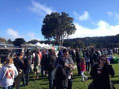 Off The Grid: Twilight at the Presidio in San Francisco, CA