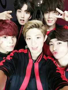 Up10tion so cute~