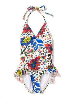 Ella Moss Trellis Swimsuit