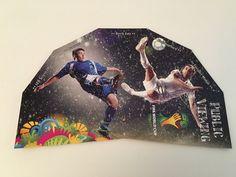 Im Sommer 2018 ist Fussball-WM. Werbung mit diesem schönen Fächer ist bleibend.