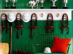 [Equestrian Lifestyle] Ralph Lauren Home : Modern Equestrian - par PegaseBuzz