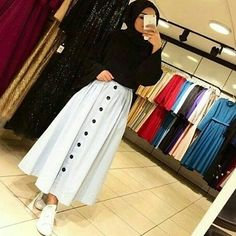 Muslim Fashion 792492865659444684 - Genç Tesettür Source by Modern Hijab Fashion, Street Hijab Fashion, Hijab Fashion Inspiration, Muslim Fashion, Modest Fashion, Fashion Outfits, Casual Hijab Outfit, Hijab Chic, Moda Hijab