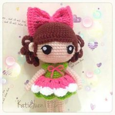 1000+ images about amigurumis on Pinterest Amigurumi ...