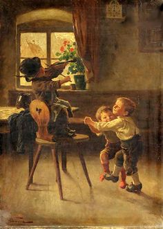 One Two Three. Marie (Mizzi) Wunsch 1862- 1898. German