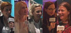 Womens' Forum 2016 : rencontres express avec cinq femmes entreprenantes | Le Figaro Madame Le Figaro, Madame, Politics, Dating, Women