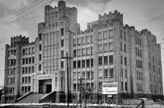 Instituto Biologico (biological institute) in 1939 - Sao Paulo / Brazil