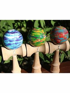 Sweets Marbled Kendama. One of our new favorite kid gift picks!