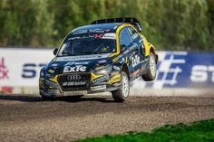 PHOTOS: Best of Larsson Jemberg Racing Audi in 2014 Scandinavian Rallycross Audi Motorsport, Audi A1, Scandinavian, Cool Photos, Racing, Cars, Classic, Running, Derby