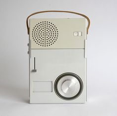 """Braun TP1 - 1959 / """"The first Walkman"""", as Dieter Rams used to say :)"""