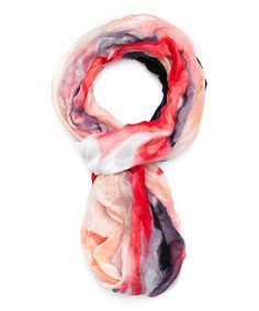 Take+a+look+at+the+Navy+Ombré+Infinity+Scarf+on+#zulily+today!