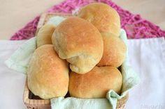 Ricette Pane e Brioches Panini alla mozzarella