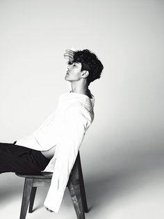 Cha Seung Won - High Cut Magazine Vol.126