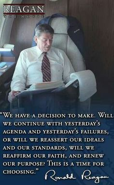 The great Ronald Reagan Greatest Presidents, American Presidents, Us Presidents, Ronald Reagan Quotes, President Ronald Reagan, I Love America, God Bless America, Great Quotes, Inspirational Quotes