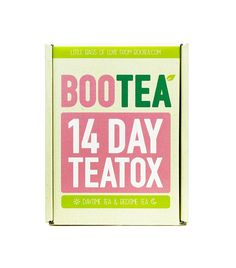Revealed: The Truth About Instagram's #1 Detox Tea Trend via @ByrdieBeautyUK