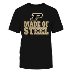 ProSphere Purdue University Girls Performance T-Shirt Digital