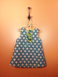 Right Bank Babies Reversible Tux Dress : All Products