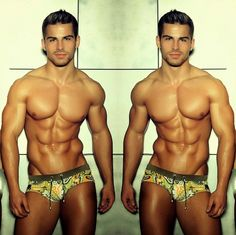 perfect bodies! Found on  http://hotguyshotunderwear.tumblr.com/post/112575803270