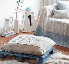 Kissen für den Boden - Bild 12 - [LIVING AT HOME]