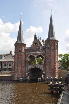 Sneek (Friesland) - Waterpoort