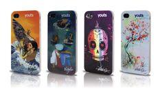 Nova linha de cases será lançada ainda este mês!!  Galaxy S3 e S4 iPhone 4S e 5