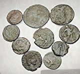 250-450AD Group Lot of 10 Authentic Ancient ROMAN Coins Collection KIT i51298 http://realhistory.co.place/250-450ad-group-lot-of-10-authentic-ancient-roman-coins-collection-kit-i51298/