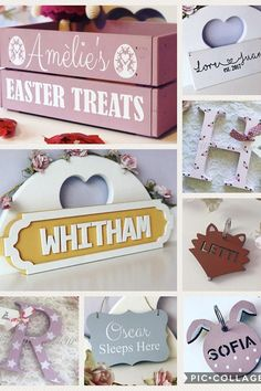 Wooden Easter Treats Box, Personalised Sweets Crate, Storage, Organiser, Easter Bunny Delivery, Easter Egg Crate