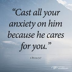 Is Your Anxiety Holding You Back? Try These Tips! >>> More info could be found at the image url. Scriptures About Fear, Bible Scriptures, Scripture Verses, How To Ease Anxiety, Stress And Anxiety, Bible Verses Quotes, Words Quotes, Sayings, Quotes About God