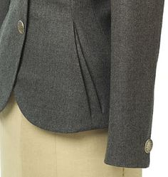 Gerties New Blog for Better Sewing: Claire Shaeffers Couture Patterns: Like Crack for Tailoring Addicts