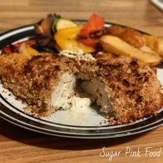 Sugar Pink Food: Slimming World Recipe: Syn Free Chicken Kiev Slimming World Chicken Kiev, Slimming World Recipes Syn Free Chicken, Slimming World Free, Slimming Recipes, Family Meals Uk, Healthy Family Meals, Irish Recipes, My Recipes, Cooking Recipes
