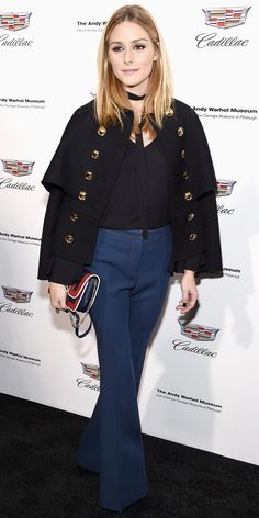 This Is How to Wear a Cape, According to Olivia Palermo - The Pilgrim-Style Cape from InStyle.com