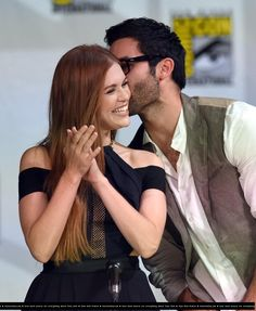 #PHOTO Holland & Hoechlin at the San Diego Comic Con Panel 2014 pic.twitter.com/XE9TdZiDNe