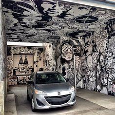 Toronto street art ~ via tobyMac