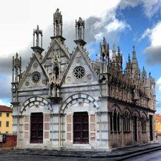 Chiesa della Spina a Pisa