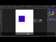▶ Affinity Designer - Teil 5 - YouTube