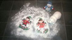 Snow elves!!