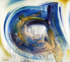 "Saatchi Art Artist Serguei Zlenko; Painting, ""b""a""llet, n.2"" #art"