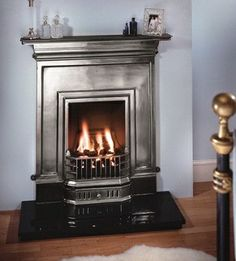 Cast Iron Mantels & Combination Fireplaces in London Essex Hertfordshire