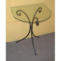Bedside Table Wrought Iron. Customize Realizations. 949 Bedside, Wrought Iron, Table, Furniture, Home Decor, Interior Design, Home Interior Design, Desk, Tabletop