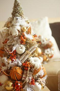 Апельсиновая Елочка - оранжевый,апельсиновая елка,подарок,корпоратив,корпоративный подарок