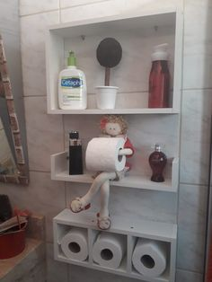 Shelf Unit, Home, Toilet Paper, Toilet, Shelves, Bathroom Shelf Unit, Bathroom Shelves, Bathroom