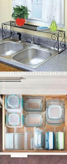 Easy DIY Kitchen Hacks 12
