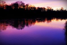 St. Joseph River, South Bend, Indiana